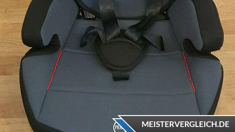 OSANN Kinderautositz Lupo Nero Gurt