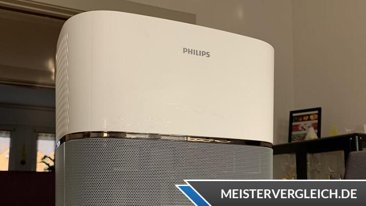 PHILIPS Full-HD-Beamer Screeneo U3 Test
