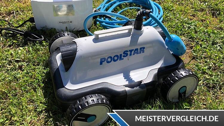 Poolstar Poolroboter Räder