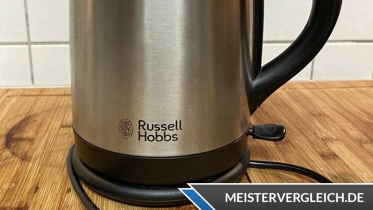 RUSSELL HOBBS Wasserkocher Adventure Heizplatte