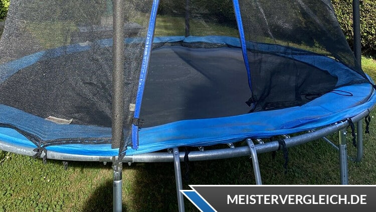 SPORTSPOWER Trampolin 305 Test