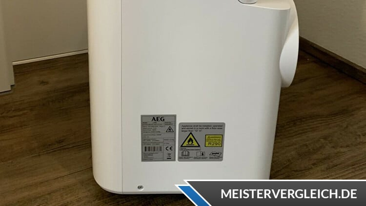 AEG Klimaanlage ChillFlex Pro Form