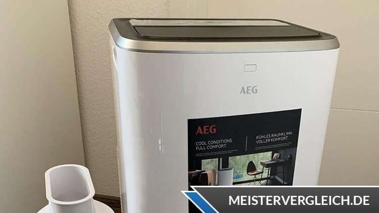 AEG Klimaanlage ChillFlex Pro Test