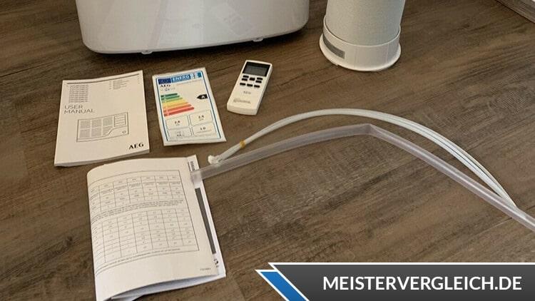 AEG Klimaanlage ChillFlex Pro Zubehör
