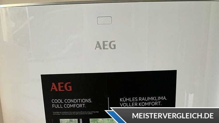 AEG Klimaanlage ChillFlex Pro