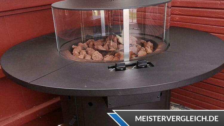 BBQ Ambiente Feuertisch Test