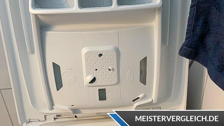 Candy CSTG 482DVE-1-S Toplader Waschmaschine Deckel