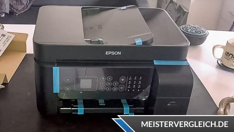 EPSON 4-in-1-Multifunktionsdrucker EcoTank ET-4700 Test