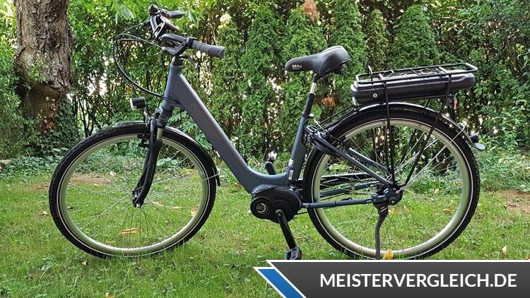 FISCHER Cita 2.0 City E-Bike Test