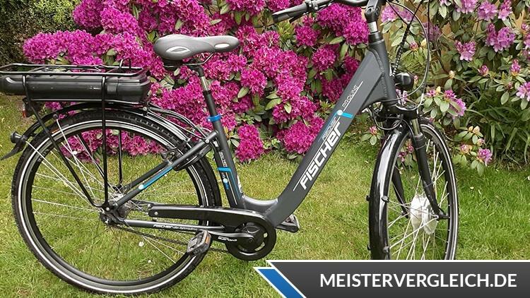 FISCHER City E-Bike ECU 1401 Test