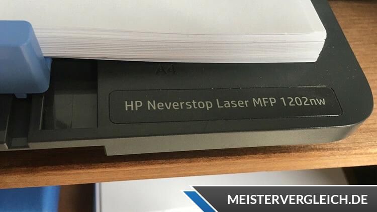HP Neverstop Laser 1202nw Laserdrucker