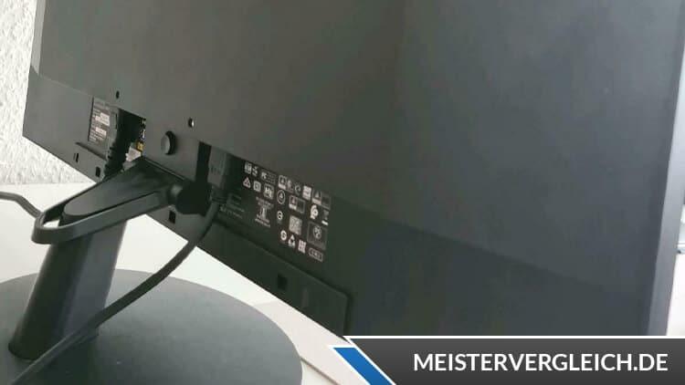 Lenovo L27q-30 65FCGAC1EU Rückseite