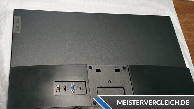 Lenovo Q24i-L Rückseite