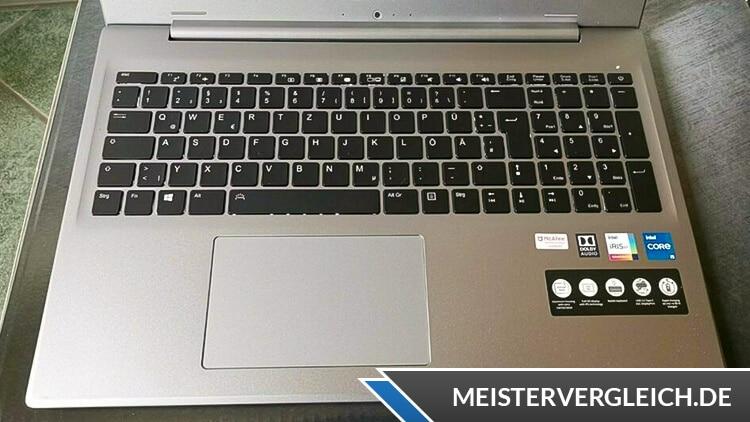 MEDION AKOYA Notebook S17405 (MD63815) Tastatur
