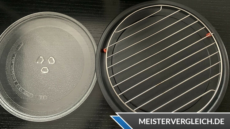 MEDION MD 15501 4-in-1 Mikrowelle mit Grill Drehteller und Grillrost