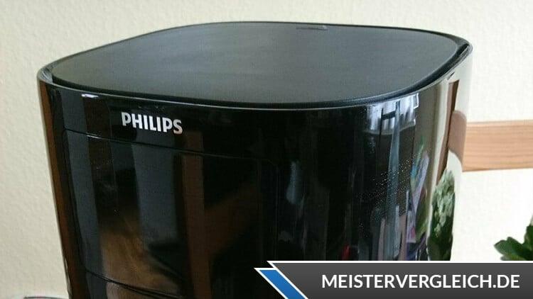 PHILIPS Heißluftfritteuse HD9252-90 Test