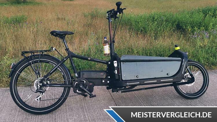 Prophete Cargo E-Bike Test