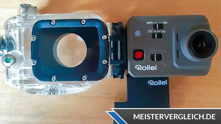 Rollei Actioncam 7S Plus Test