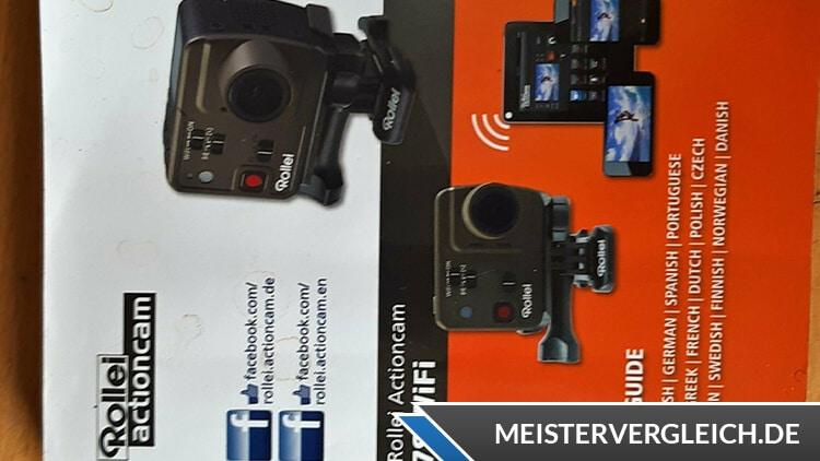 Rollei Actioncam 7S Plus Verpackung
