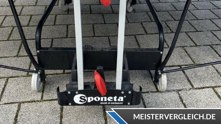 SPONETA Outdoor-Tischtennisplatte Gestell