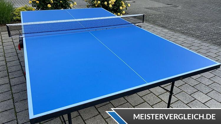 SPONETA Outdoor-Tischtennisplatte Test