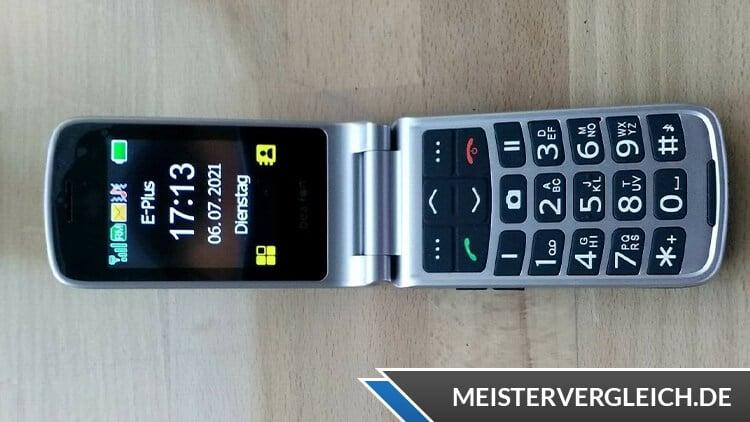 BEA-FON Großtasten-Klapphandy SL645 Test