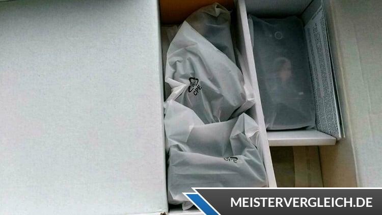 BEA-FON Großtasten-Klapphandy SL645 Verpackung