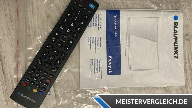 BLAUPUNKT Full-HD-Smart-TV BA40F4132LEB Fernbedienung