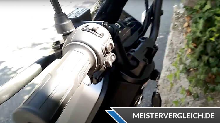 NOVA MOTORS INOA E-Roller S4 II Lenkrad