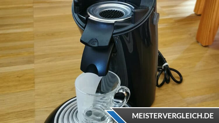 PHILIPS Senseo ECO HD6552-39 Kaffeepadmaschine
