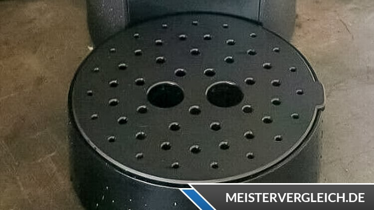 PHILIPS Senseo Select Kaffeepadmaschine Tropfschale