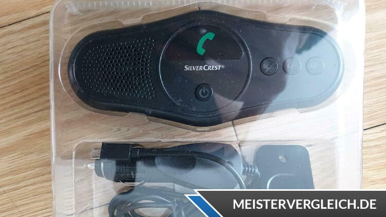 SILVERCREST Bluetooth Freisprechanlage Zubehör