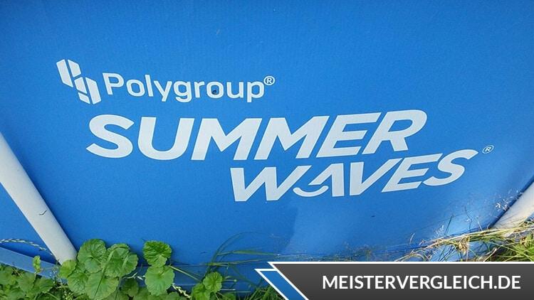 Summer Waves Frame Pool Elite