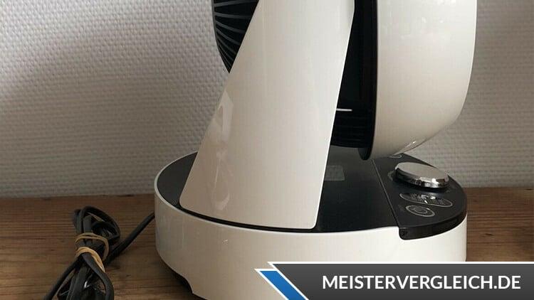 UNOLD Tischventilator 3D Form
