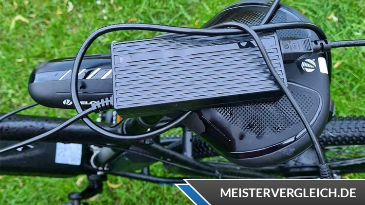 ANCHEER E-Mountainbike Ladegerät