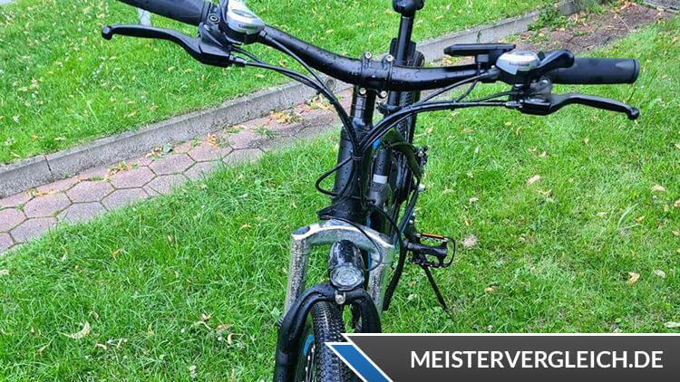 ANCHEER E-Mountainbike Licht