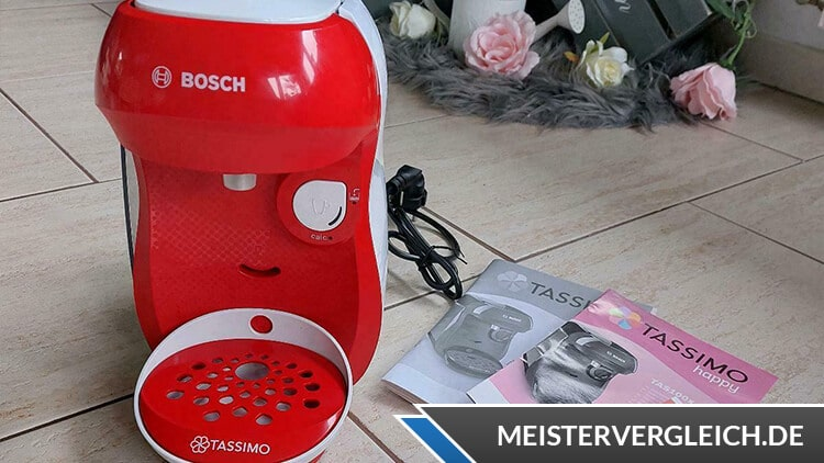 Bosch Tassimo Happy Test