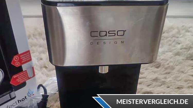 CASO Turbo Heißwasserspender HW 600 Test