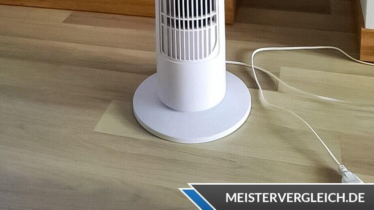 EASY HOME Turm-Ventilator Standfuss