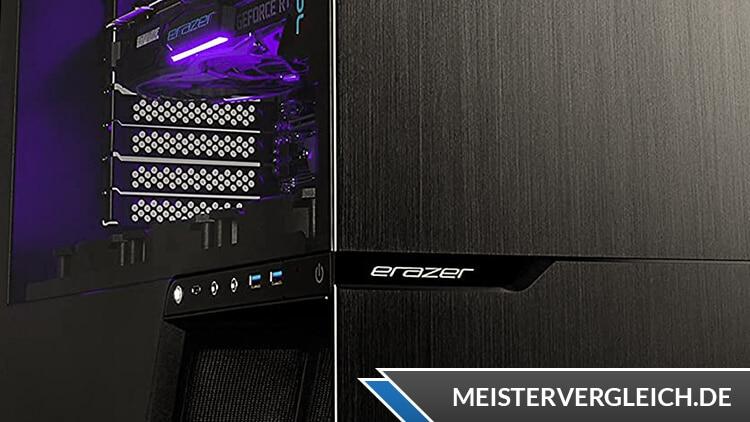 MEDION ERAZER Enforcer X10 Gaming Desktop PC Test