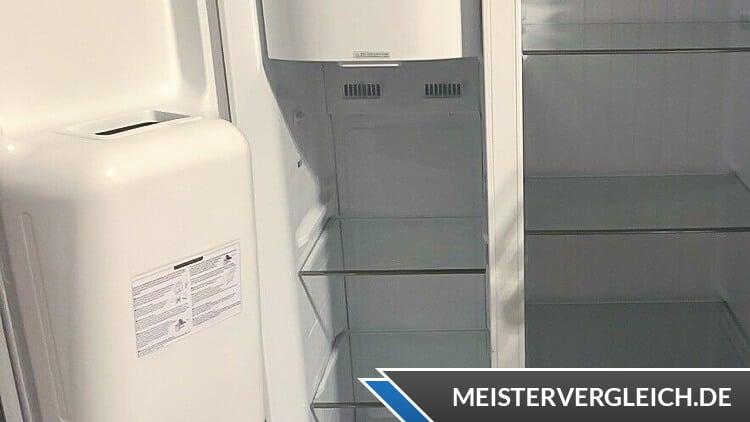 Midea MDRS681FGD02 Side-by-Side-Kühlschrank Innen