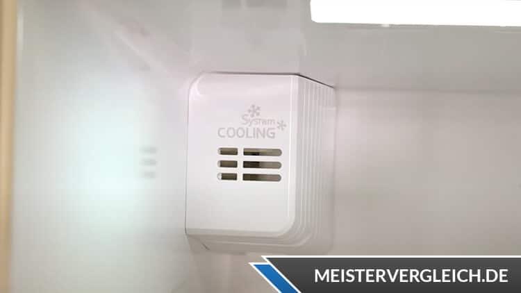 Midea MDRS710FGF02G Side-by-Side-Kühlschrank Cooling System