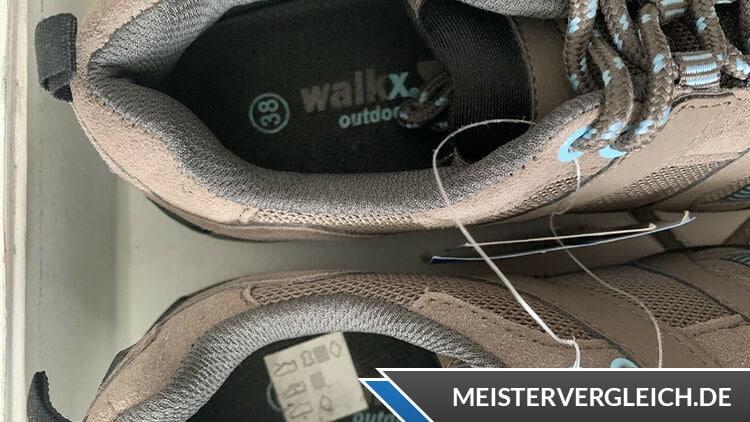 WALKX Trekkingschuhe Innenfutter