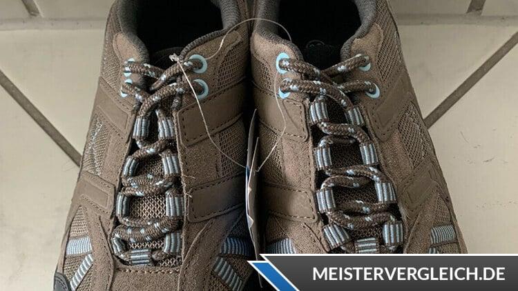 WALKX Trekkingschuhe Schnürsenkel