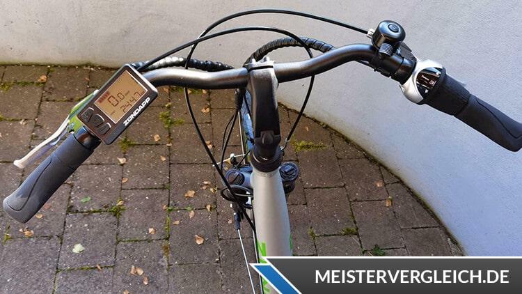 Zündapp Z502 700c E-Bike Lenkrad
