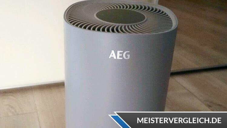 AEG Luftreiniger AX31-201GY Test