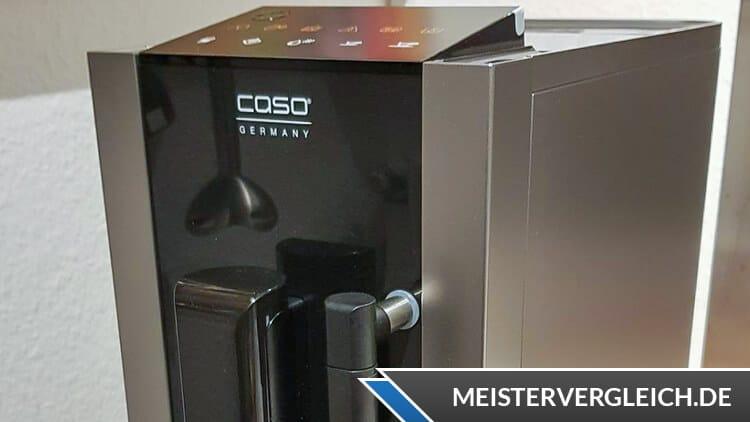 CASO Café Crema One Kaffeevollautomat Test