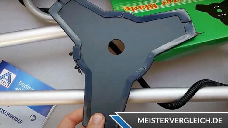 FERREX Akku-Freischneider Messer