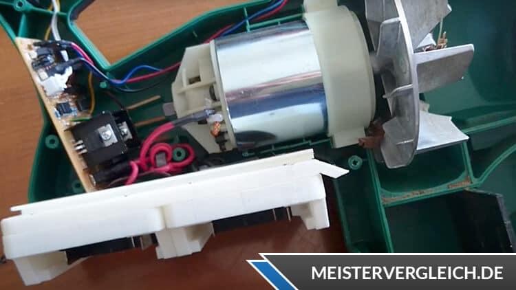 FERREX Akku-Laubsauger Motor