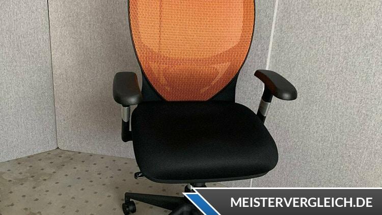 hjh OFFICE Venus Base Bürostuhl Test